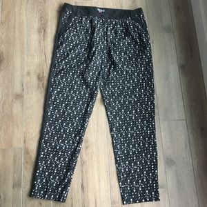 Vince camuto Abstract Skinny Pants 32w x29 inseam